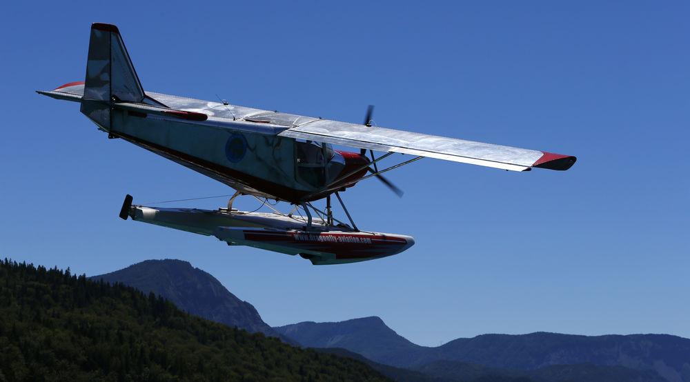 Dragonfly Aviation - Serre Ponçon - © Dragonfly Aviation - Serre Ponçon