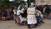 Fête médiévale - Bourdeaux