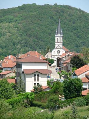 Eglise de St Martin du Mont