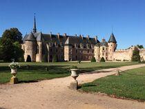 Château de La Palice Vue château Ⓒ J. De Chabannes