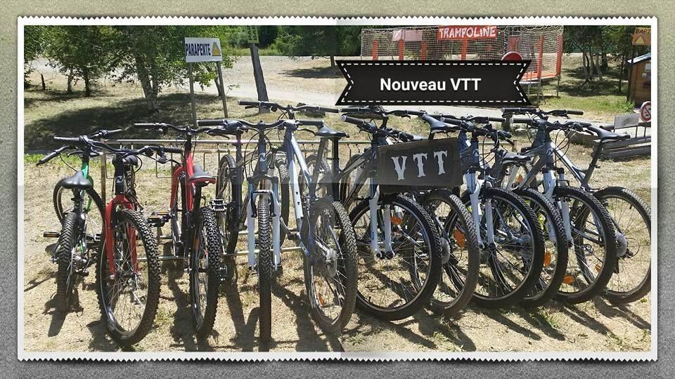Location VTT Base de Loisirs - © Location VTT Base de Loisirs
