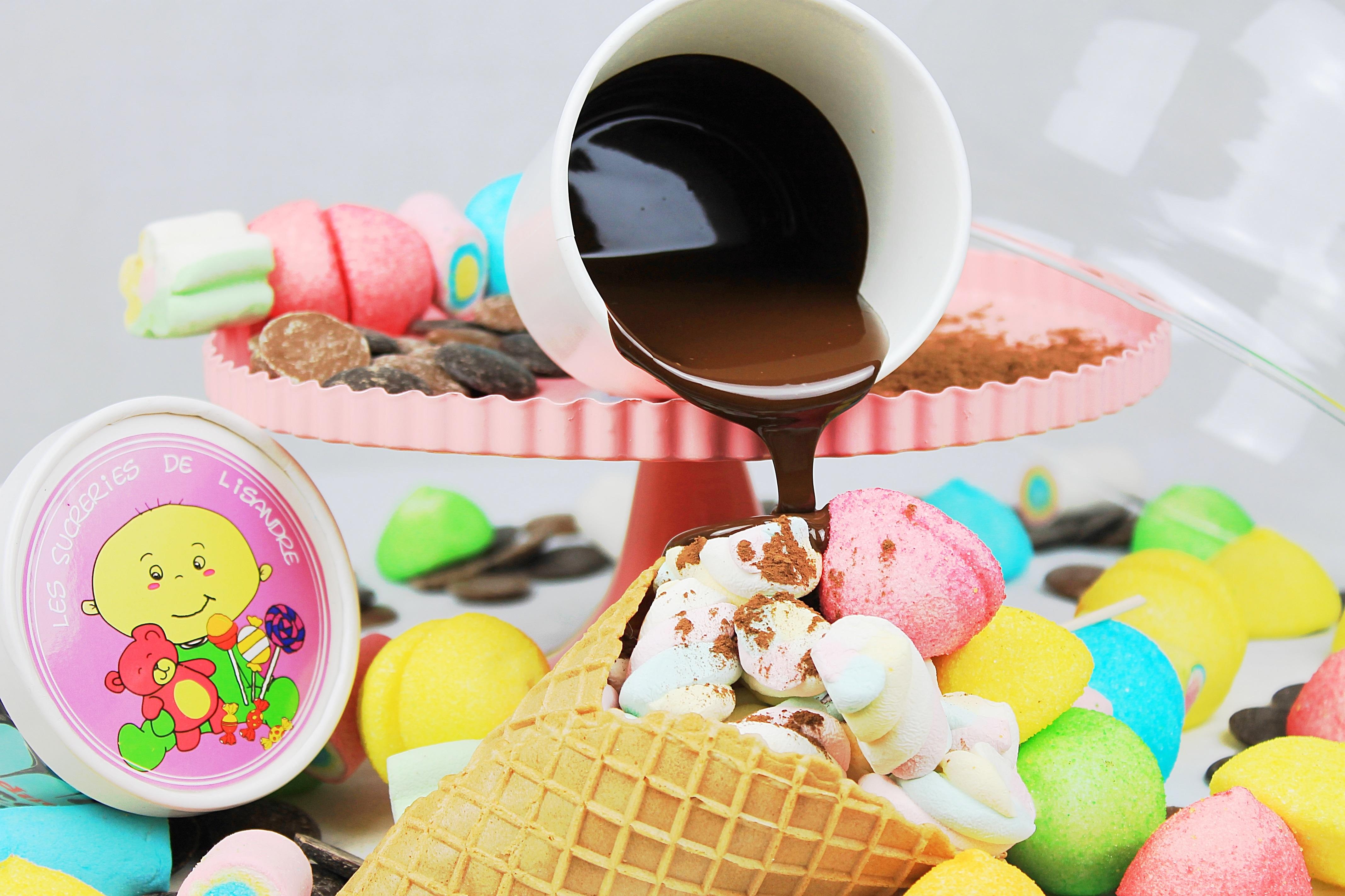 Les Fondus de Chocolat