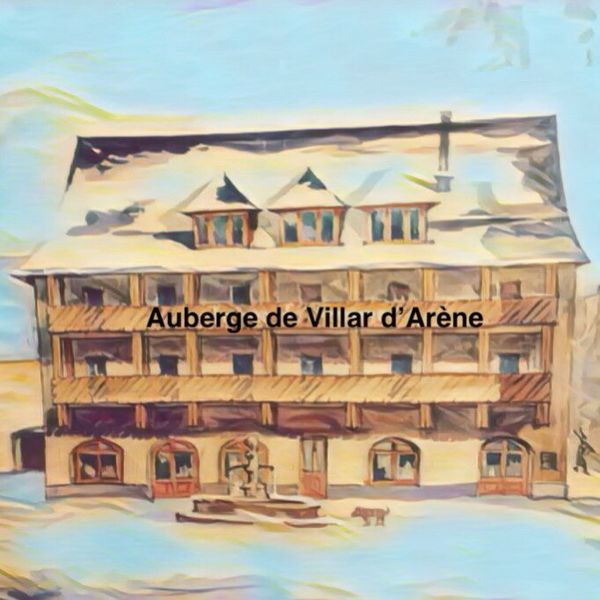 Auberge de Villar d'Arène - © ©AubergeDeVillardArene