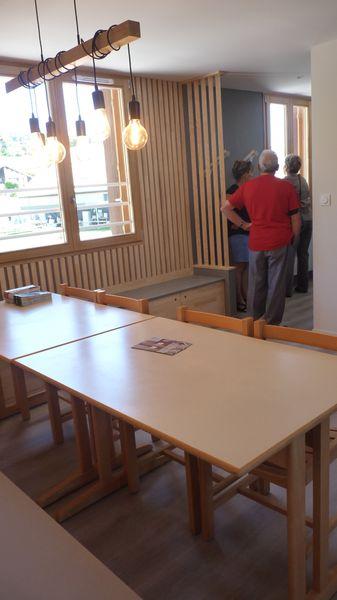 Séjour - salle à manger