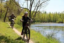 La Cabane à Vélos location Balade Ⓒ Mr Chantraine