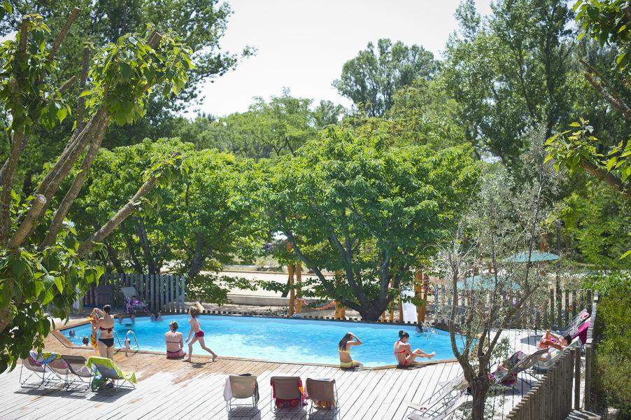Camping huttopia le moulin saint martin d 39 ard che office de tourisme du rh ne aux gorges de - Office tourisme saint martin d ardeche ...