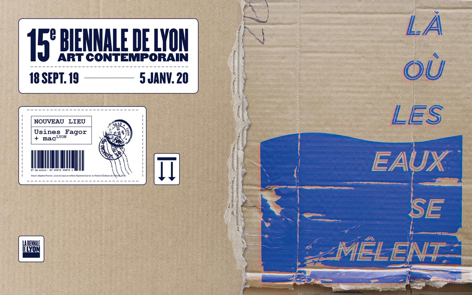 Université Populaire Centre Ardèche : Sortie 15ème biennale d'art contemporain de Lyon