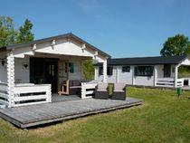 Camping Domaine Sainte-Marie Chalet domaine villa Ⓒ Site internet - 2020