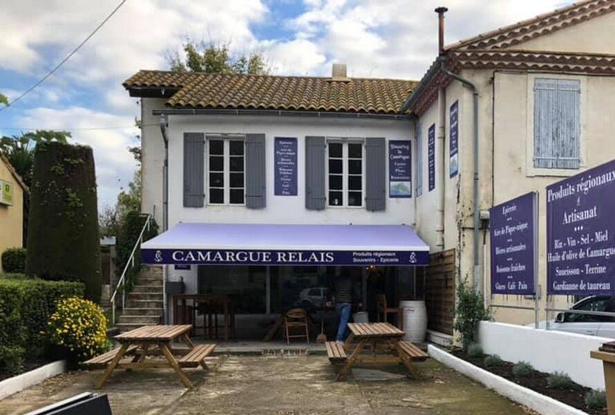 Aire de pique-nique de Camargue Relais