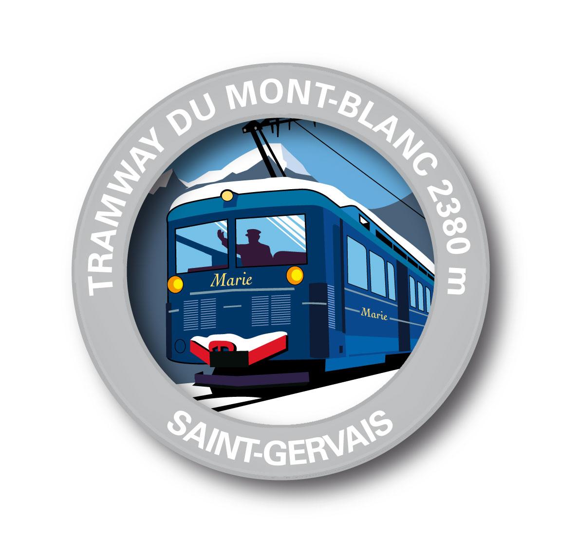 Les plus tramway du mont blanc office de tourisme - Office du tourisme st gervais les bains ...