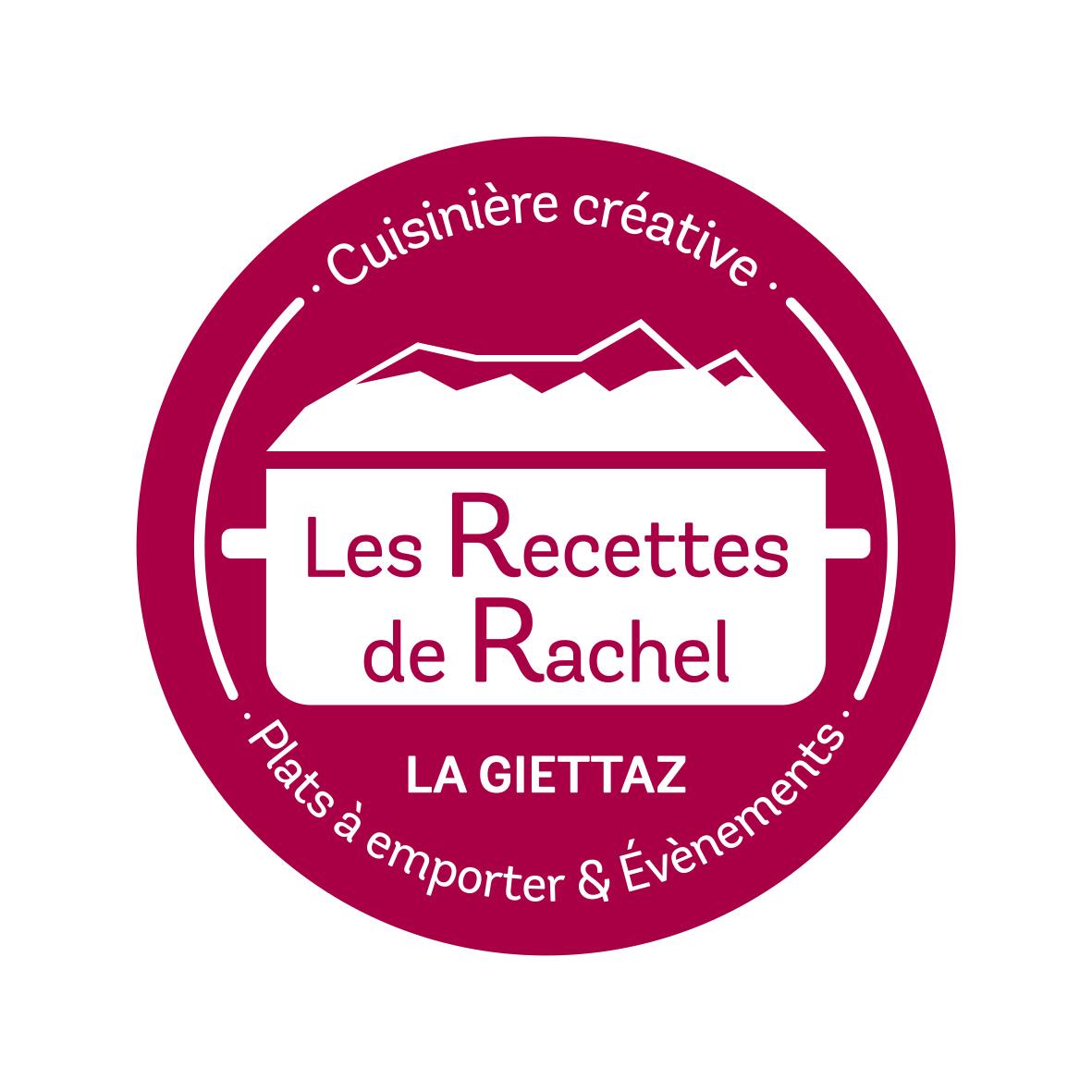 Logo Les Recettes de Rachel