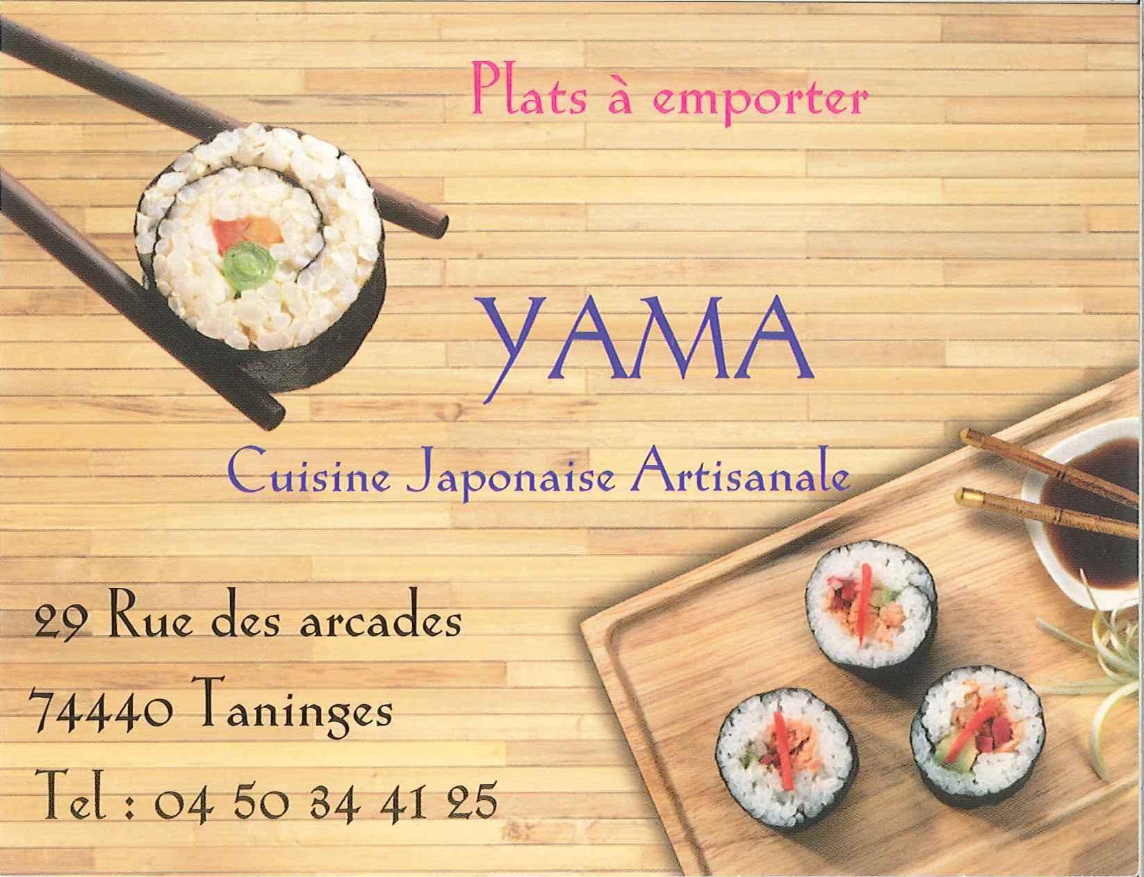 YAMA Japanese Food