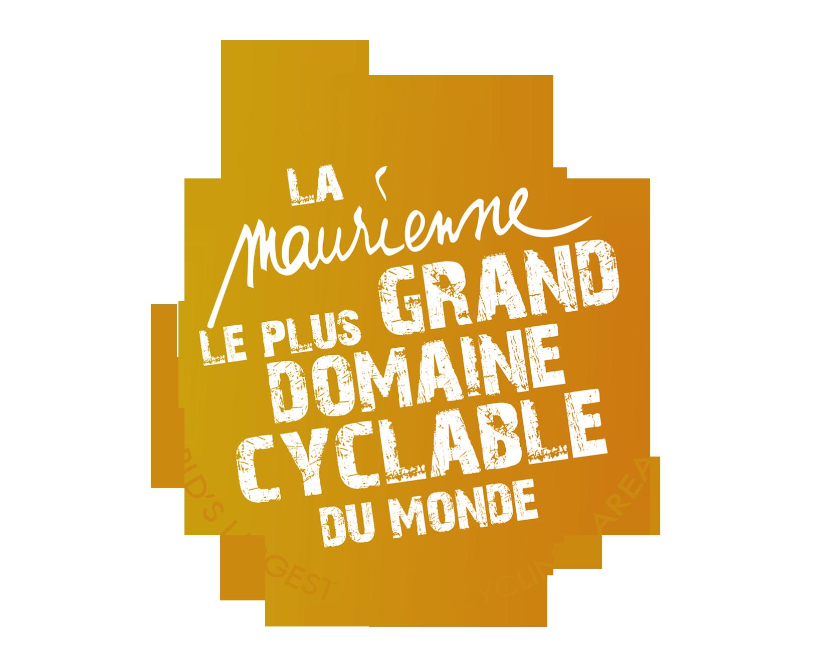 La Maurienne, le plus grand domaine cyclable du monde