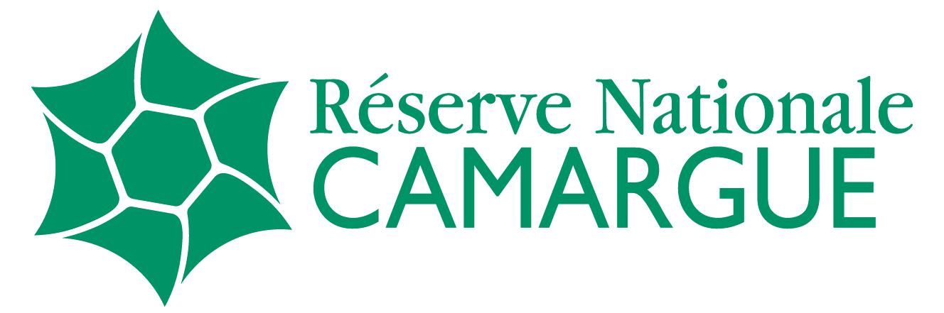 Logo Réserve de Camargue