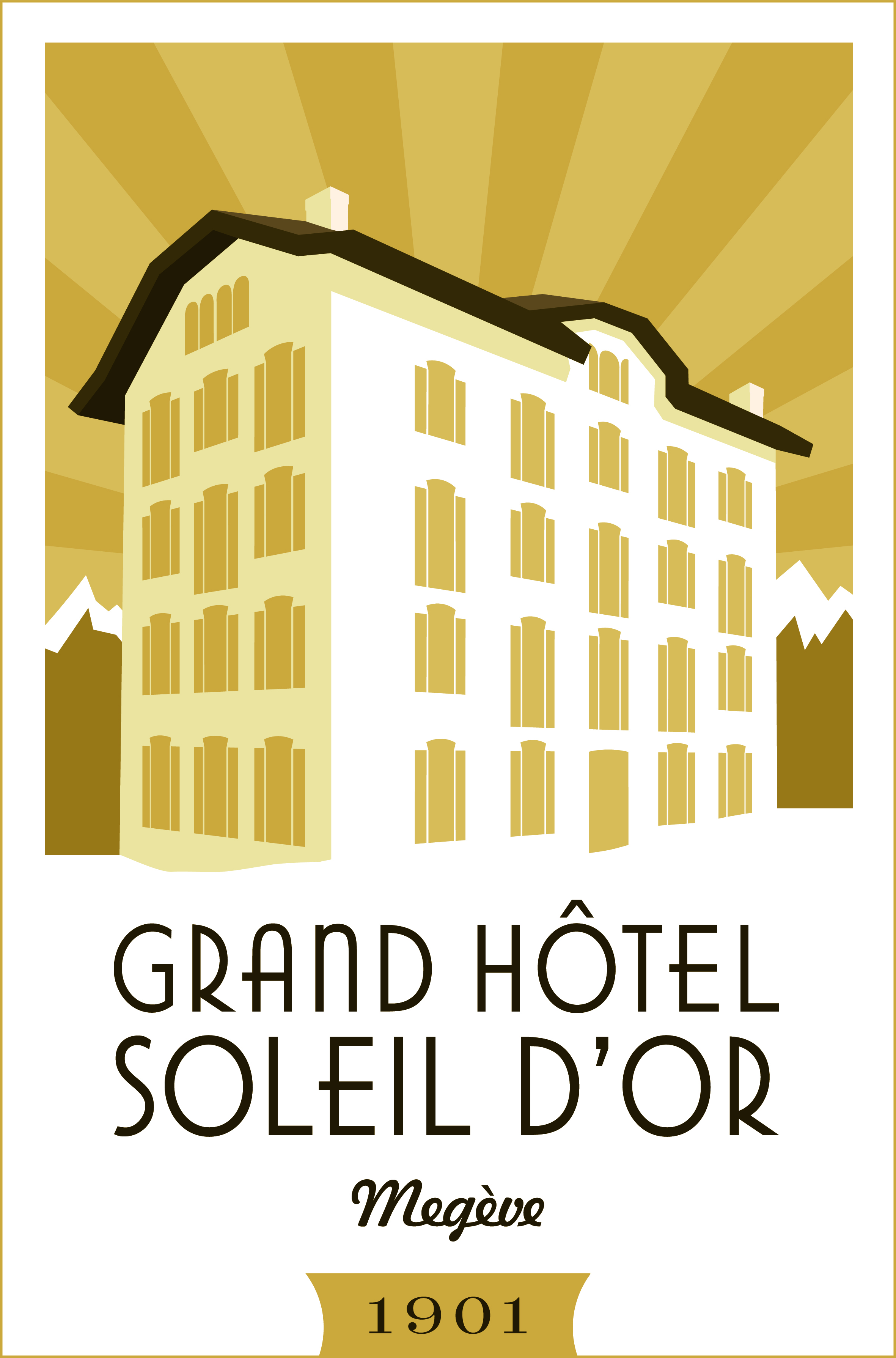 Grand Hôtel Soleil d'Or