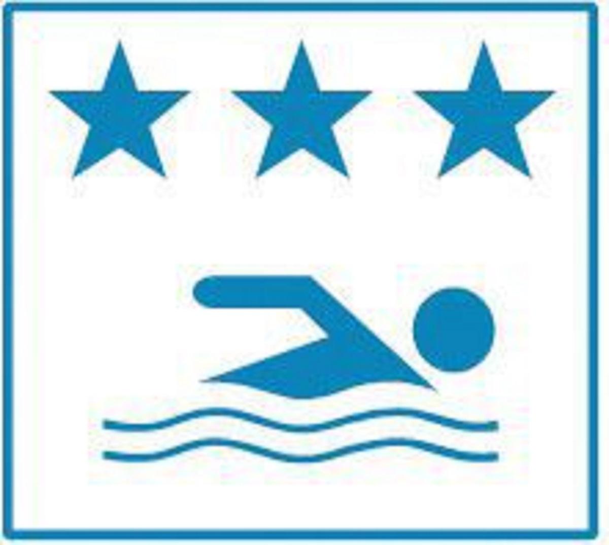 Logo qualité des eaux de baignade