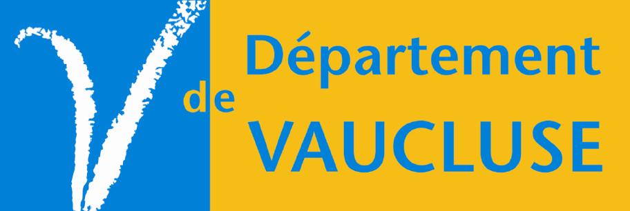 Logo du Département de Vaucluse