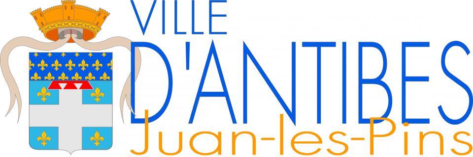 Logo Ville Antibes Juan-les-Pins
