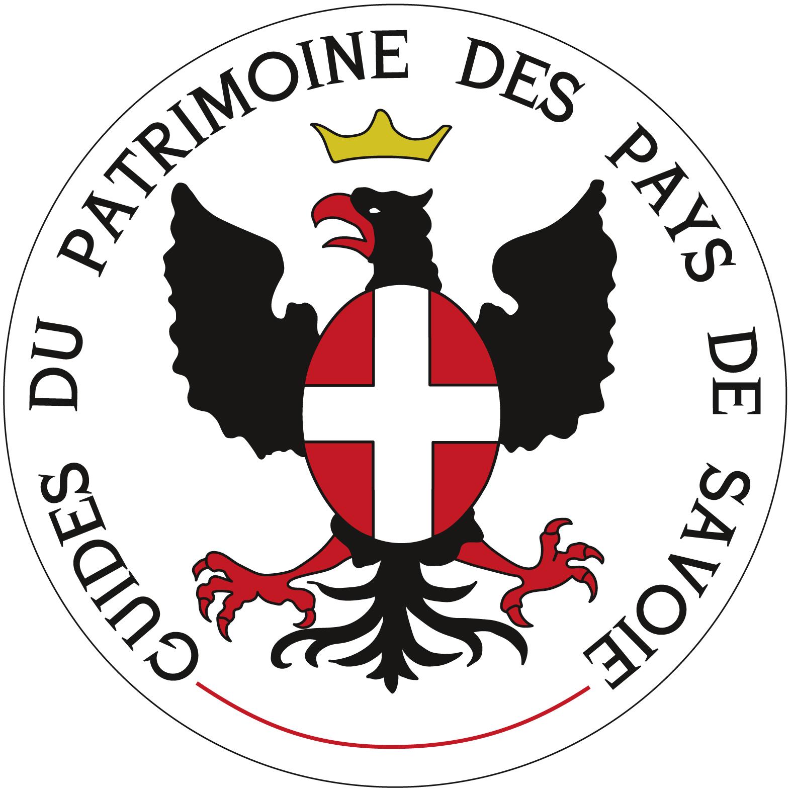 Logo des Guides du Patrimoine des Pays de Savoie