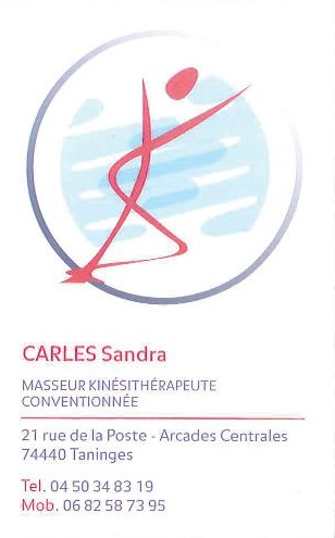 Sandra Carles - Physiotherapist