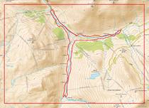 Plan du circuit des 07 Chapelles