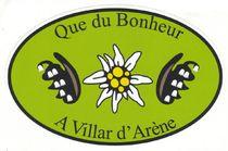 Association Que du Bonheur - @QueduBonheuràVillard'Arène