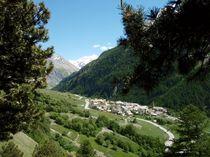 Le village de Villar d'Arène - @Les Enseignes de Villar d'Arène
