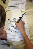 Atelier : Le moine copiste, apprenez les écritures médiévales !