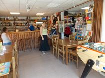 Une partie de la salle de restauration - @OTlaMeije
