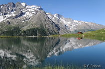 Le lac du Pontet - @BertrandBoone