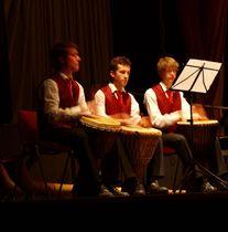 Audition de Noël de l'Ecole de Musique