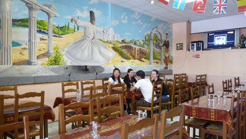 Bar Restaurant Aspendos