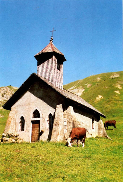 Chapelle de la Duche