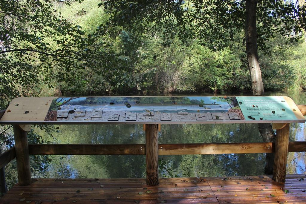 Sentiers thématiques : Sentier de découverte du Parc du Gaucher