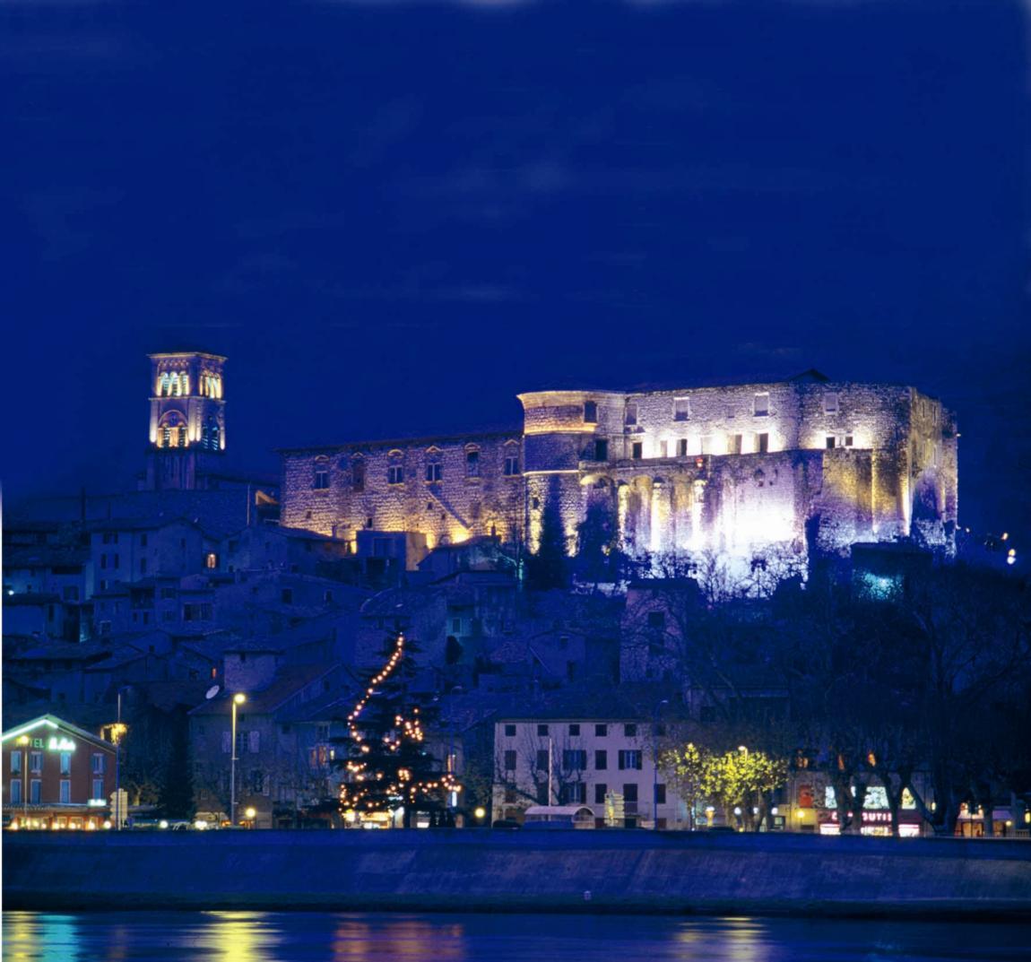 Sites touristiques : Visite libre de la cité au XIXème siècle