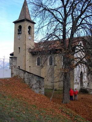 Eglise de Charvin