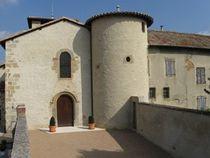 Eglise Prieurale Notre Dame de Tourdan