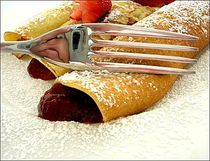 Une bonne crêpe! - @wiki La_cuisine_des_crêpes