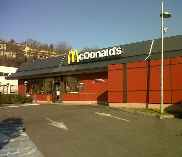 Restaurant Mc Donald\'s