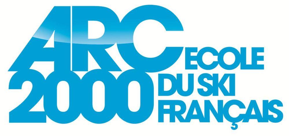 Logo Ecole du Ski Français Arc 2000