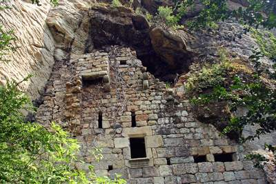 Themed circuits : Grottes de la Jaubernie