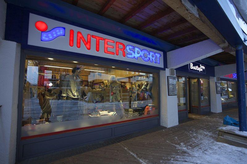 Intersport Sport boutique villards