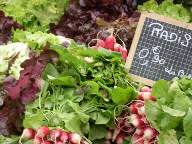 St André le Gaz Market