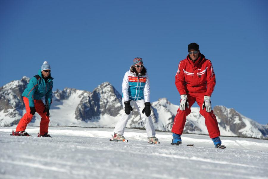 Ski Ecole du Ski Français Arc 2000