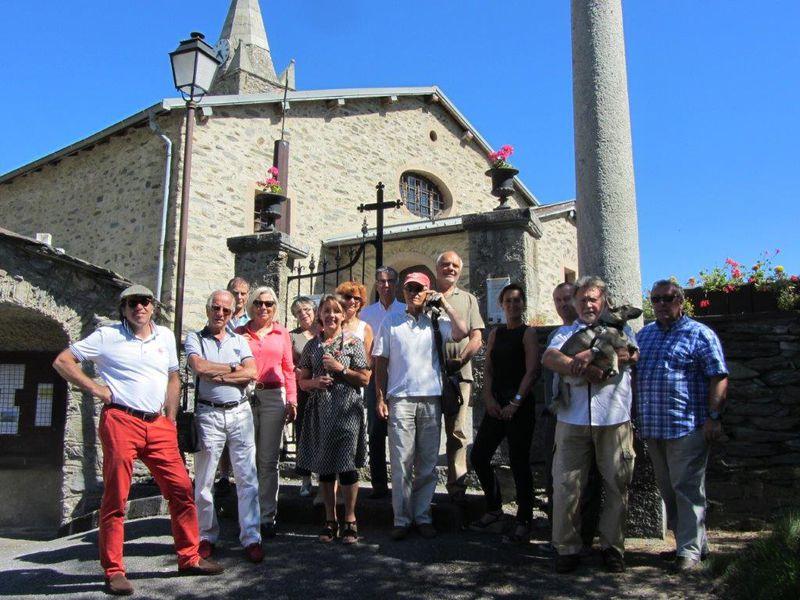 Visite guidée GPPS de l'église de Beaune - St Michel de Maurienne - Savoie Mont Blanc