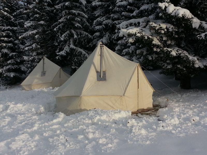 Tentes Inuit