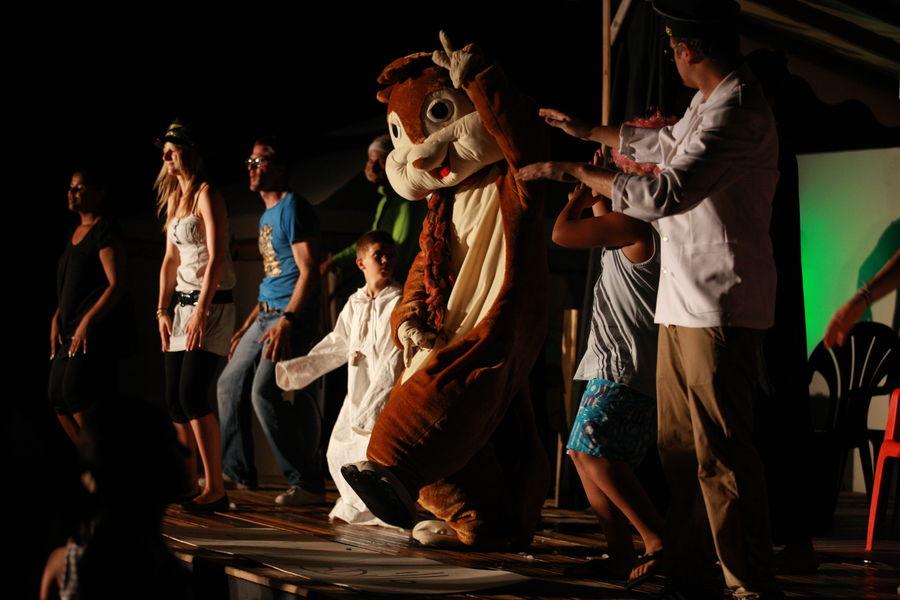 Danse - Camping Saint-Disdille