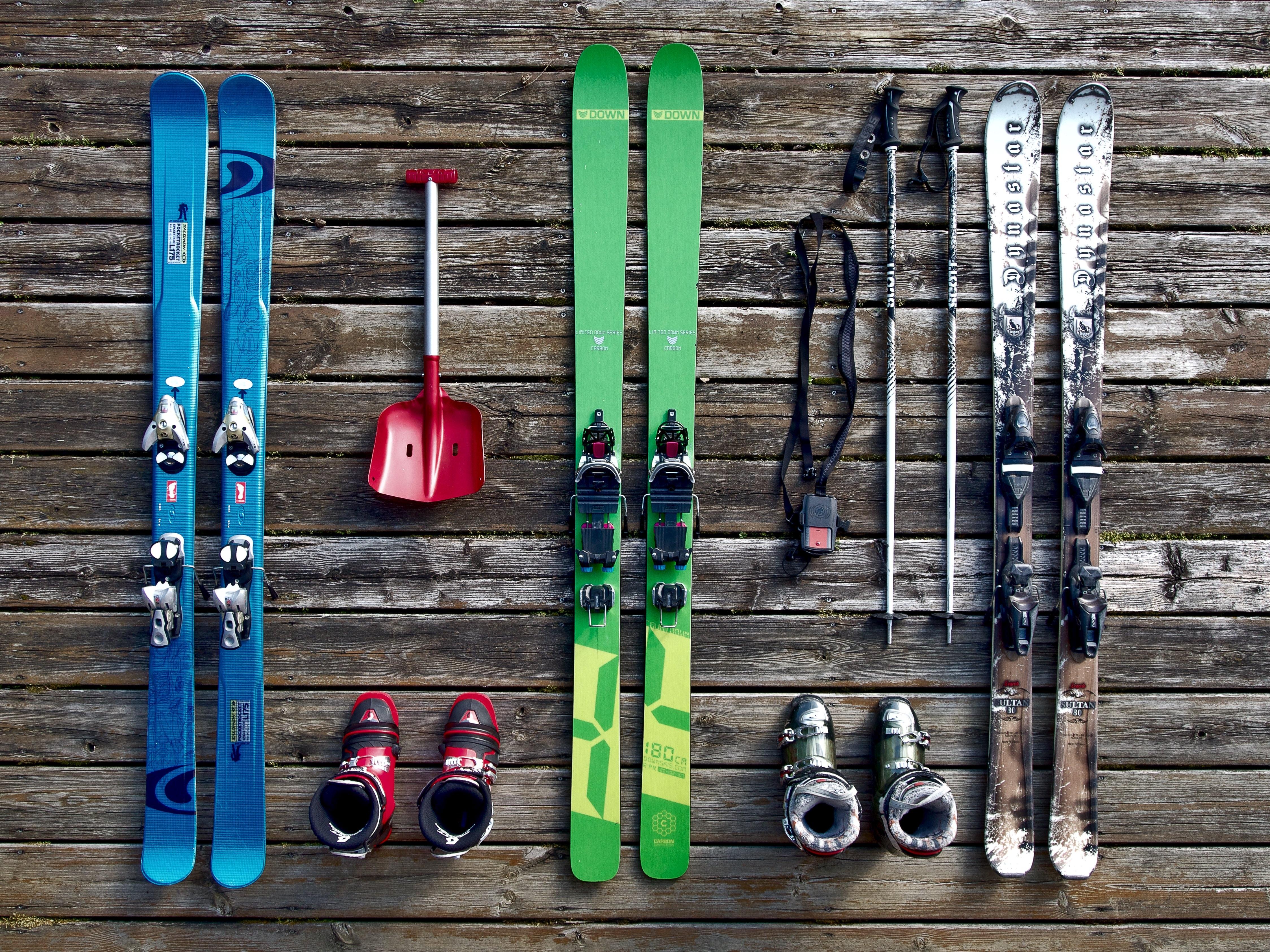 Sorties ski - Permanences inscriptions