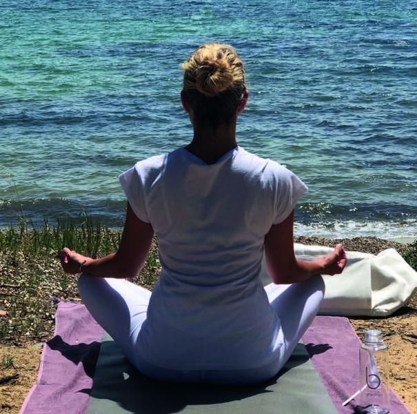 Yoga brunch à Léoube