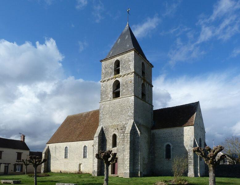 Eglise Bougligny